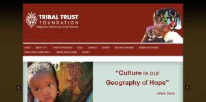 Tribal Trust Foundation Page