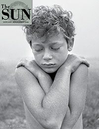 David Krieger of Nuclear Age Peace Foundation Makes Front of The Sun
