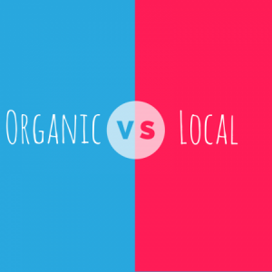Local vs Organic Search