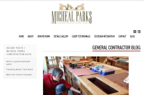 Micheal Parks Blog