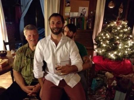 Hudson at Christmas