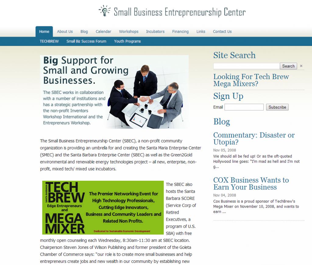 Santa Barbara Small Business Development Center