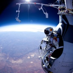 Video Production for RedBull Stratos